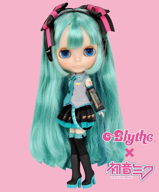 hatsune miku blythe doll meets eclectic super idol limited edition japanese vocaloid otaku