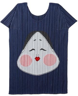 issey miyake otafuku t-shirt