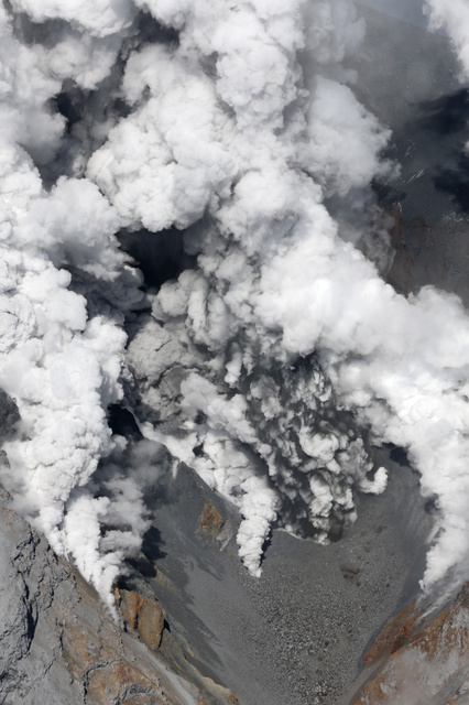 mt ontake volcano japan eruption