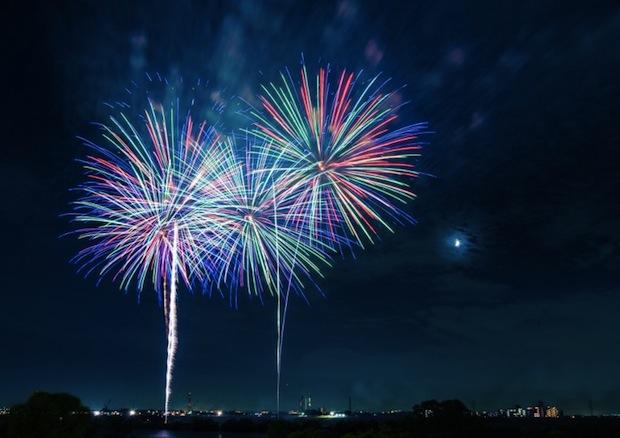 narita fireworks festival