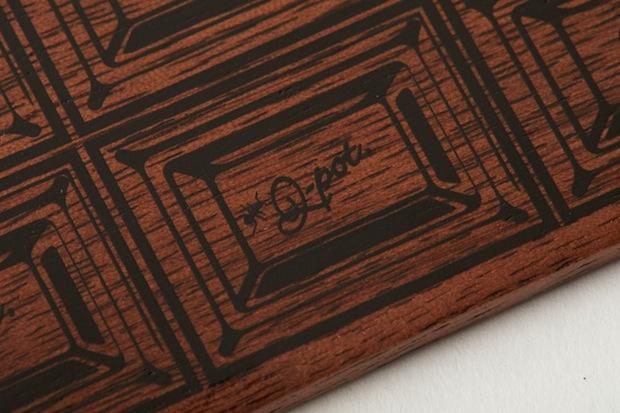 q-pot melty chocolate tv sharp
