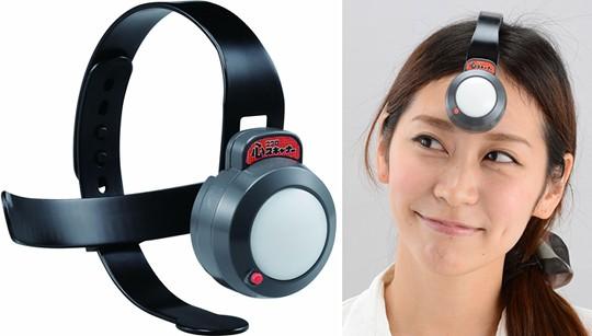 kokoro scanner lie detector headset takara tomy