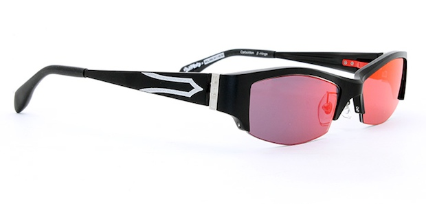 ultra seven black ice eyewear eye glasses spectacles frames