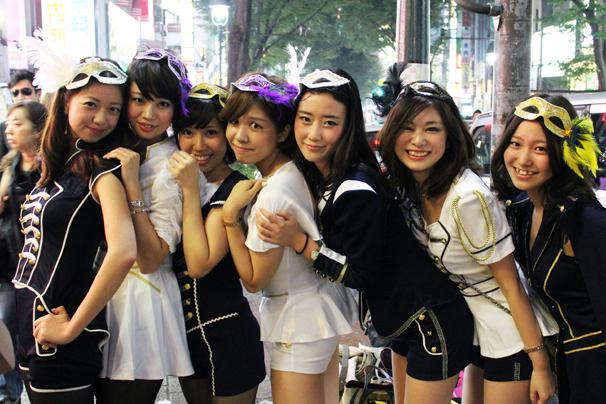 halloween costume cosplay shibuya tokyo october 31st 2014