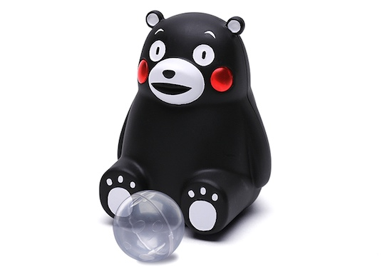 kumamonsoccer robot player football rc toy mascot bear