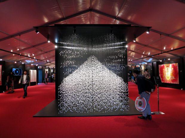 tokyo designers week 2014 photos hokusai exhibition