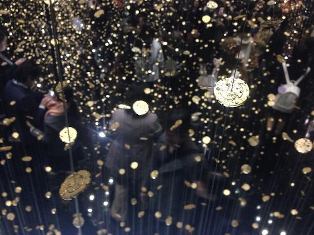 citizen light is time spiral garden installation watch parts installation milan