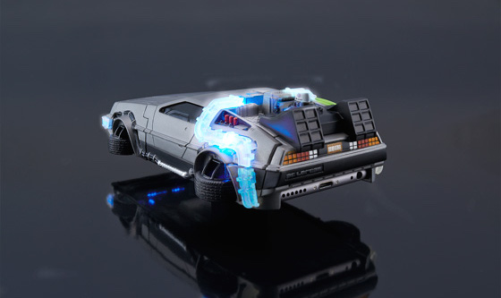 Back to the Future: Part II DeLorean iPhone 6 Case bandai crazy phone cover