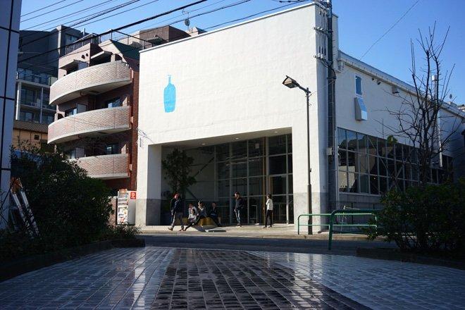 blue bottle coffee tokyo kiyosumi wait long line three hours