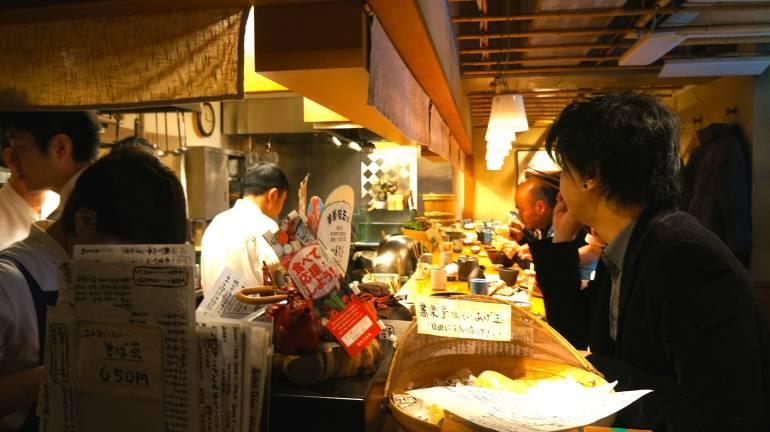 kyourakutei restaurant tokyo michelin star