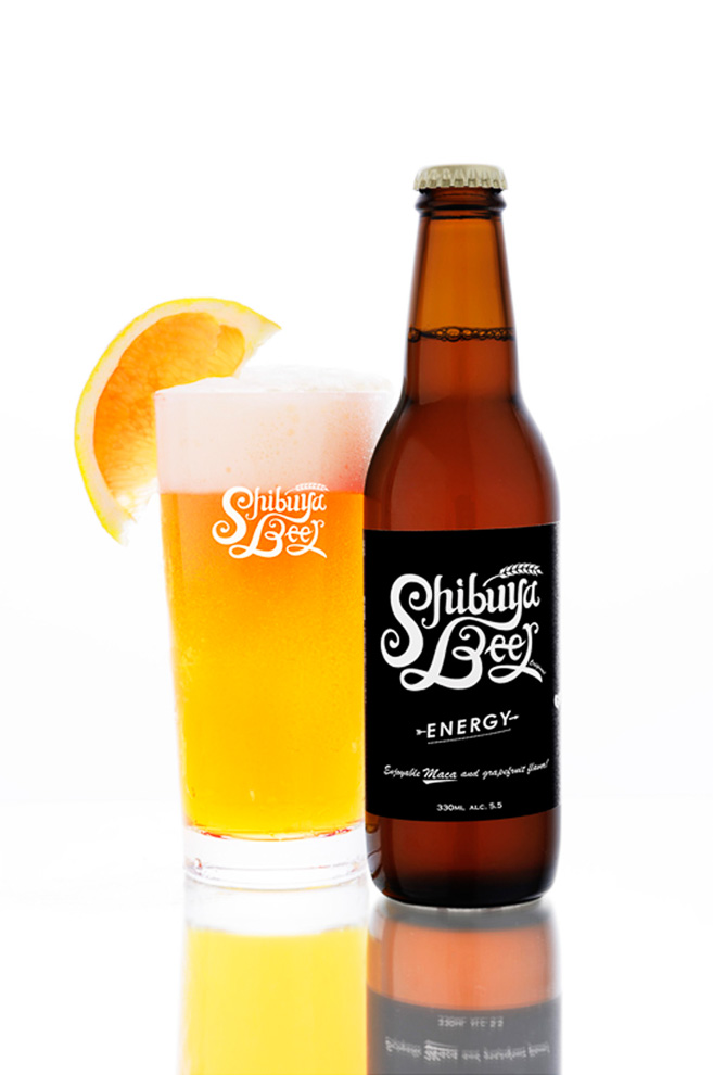 shibuya beer craft brew udagawa cafe grapefruit maca superfood peru tokyo