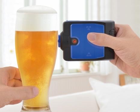 sonic hour beer portable foam froth generator head takara tomy arts japanese
