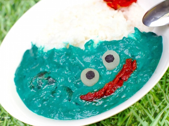 dragon quest slime curry