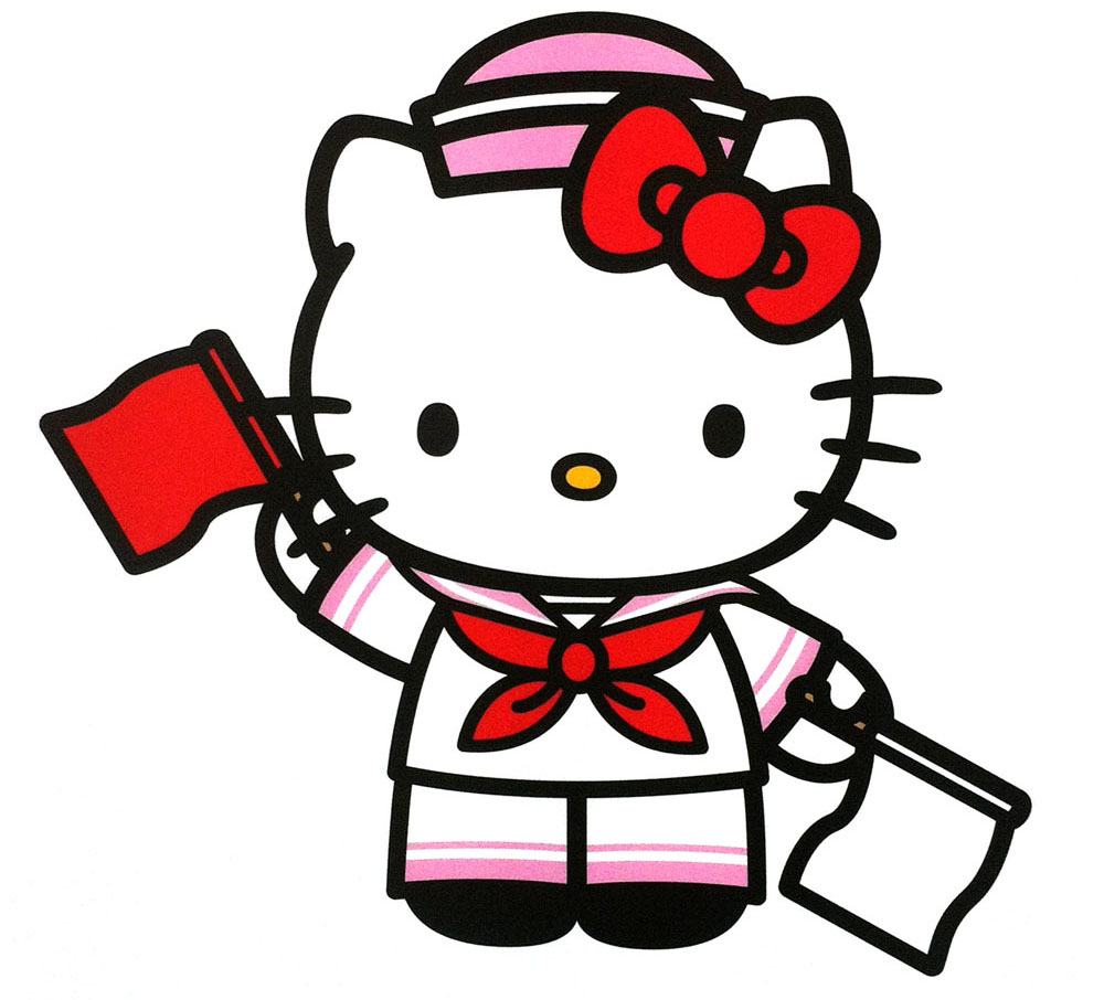 hello kitty exhibition fukoku mutual life insurance seimei museum regional character cosplay