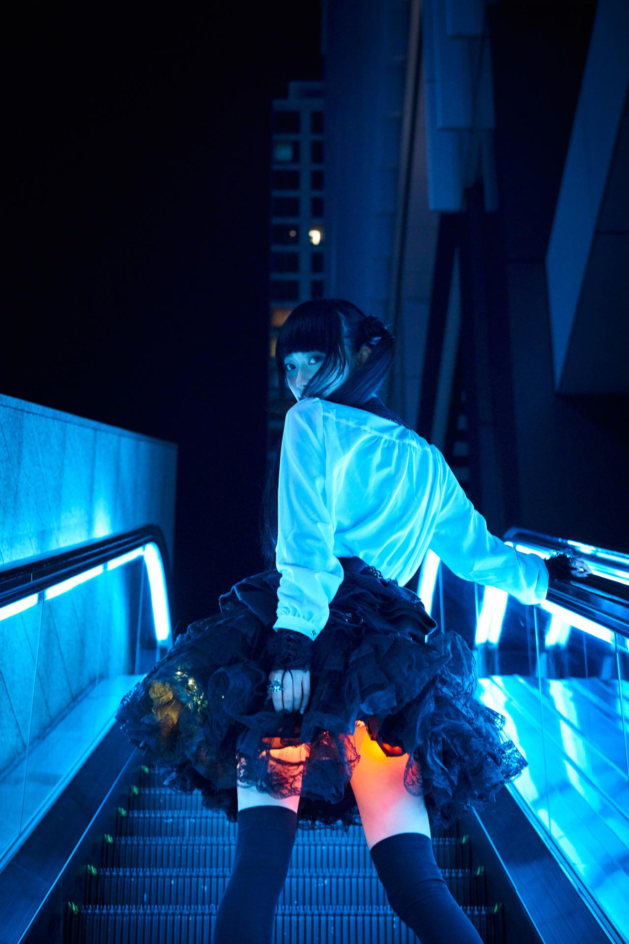 hikaru skirt zettai ryoiki otaku kayac amano moso calibration flashing music idol japan