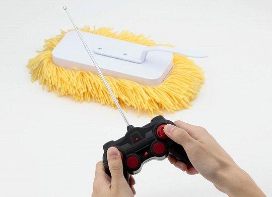 rc sugoi mop remote control brush
