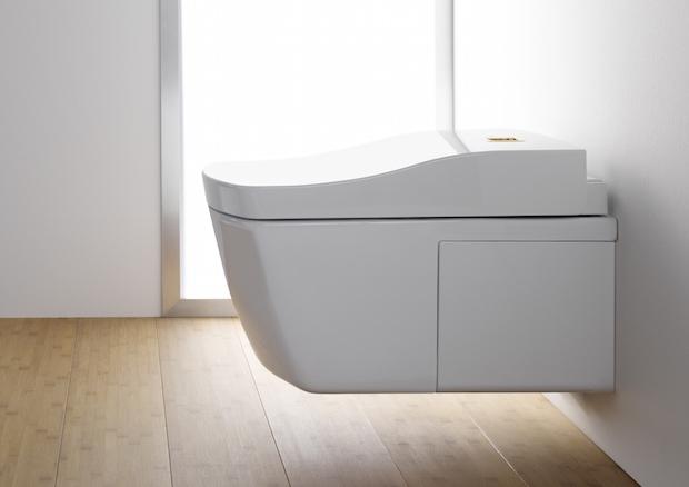 toto washlet hi-tech toilet technology japan