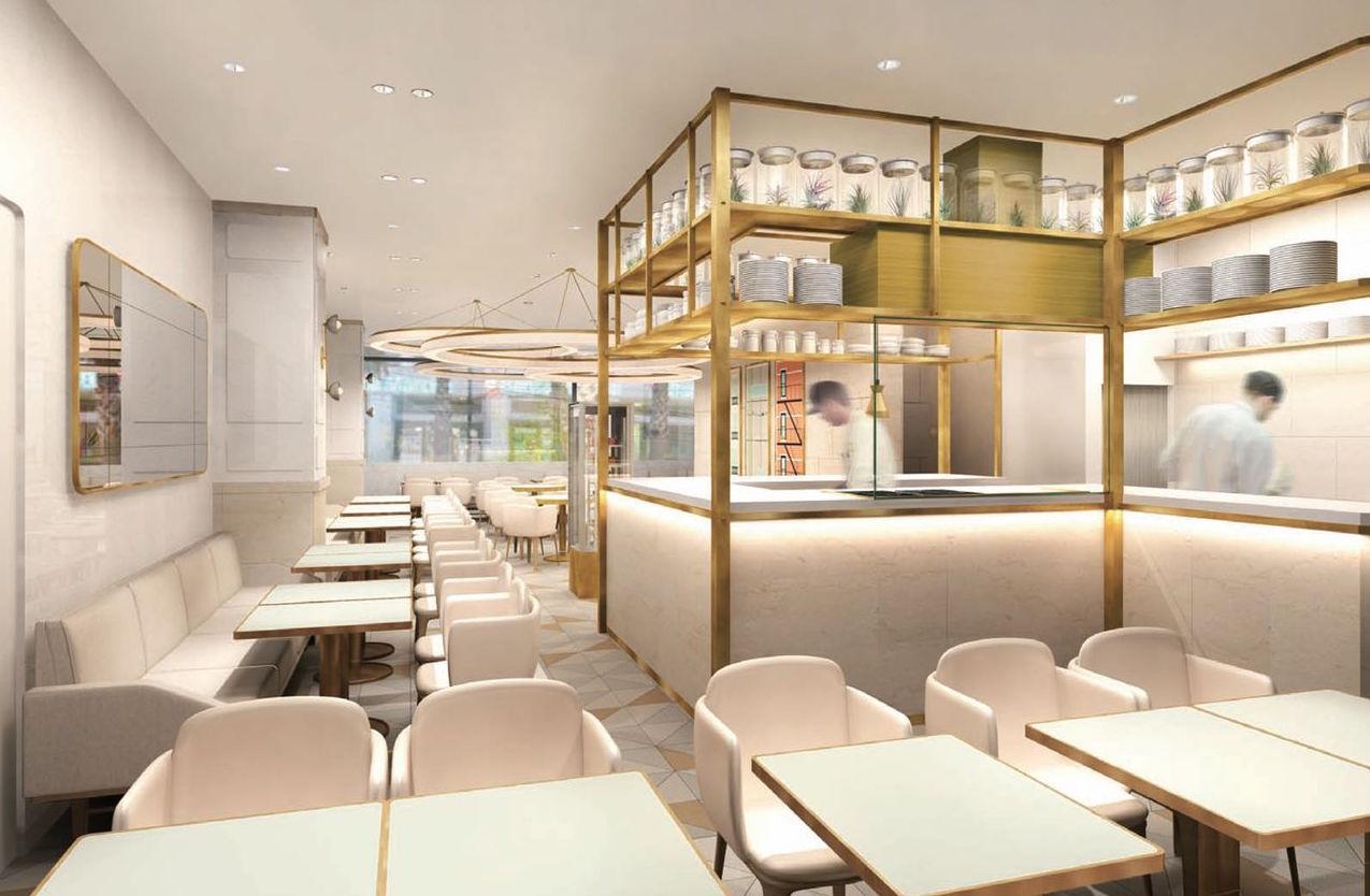 dominique ansel tokyo bakery japan menu cronuts omotesando hills