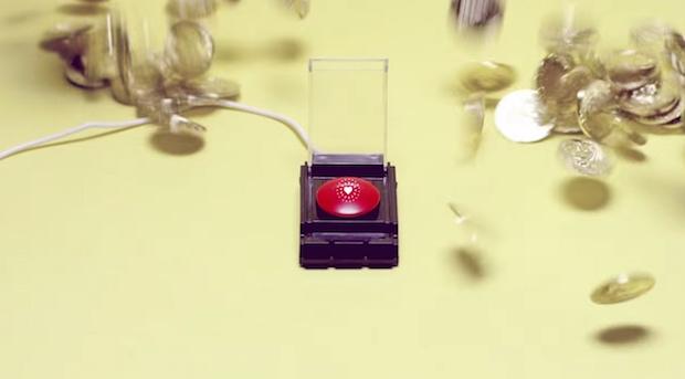 namie amuro golden touch music video interactive finger