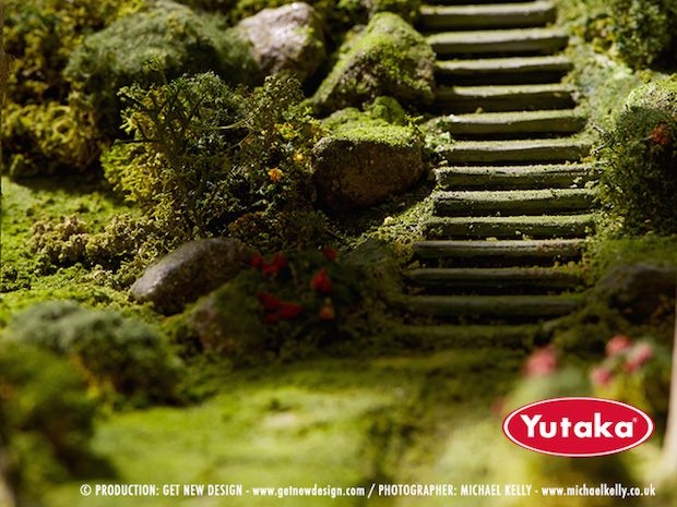 yutaka foods advert video commercial models miniatures replica japanese