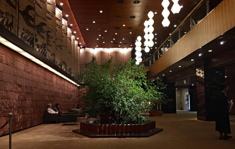 hotel okura tokyo design architecture demolition visit