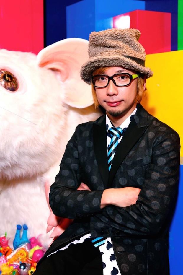 sebastian masuda kawaii harajuku japan pop designer
