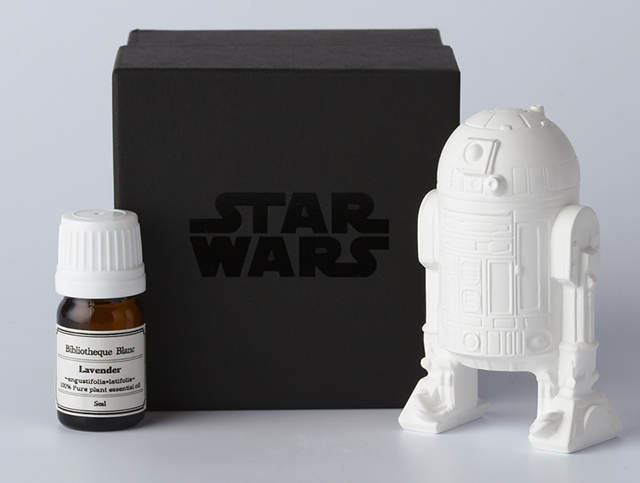 star wars japanese aroma diffuser scent mold sculpture