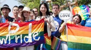 Japanese lesbian women