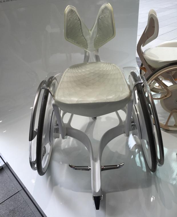 yamaha concept musical instruments prototype design motorbike mobility wheelchair futuristic