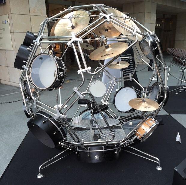 yamaha concept musical instruments prototype design motorbike mobility wheelchair futuristic raijin rum