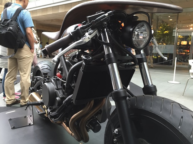 yamaha concept musical instruments prototype design motorbike mobility wheelchair futuristic root
