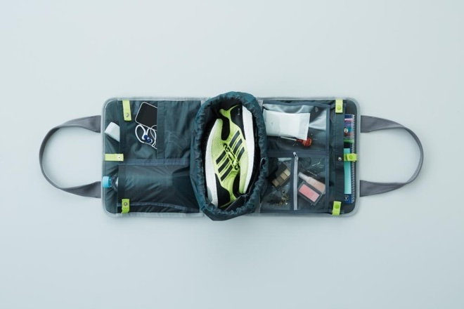 adidas women sports cosmetic bag