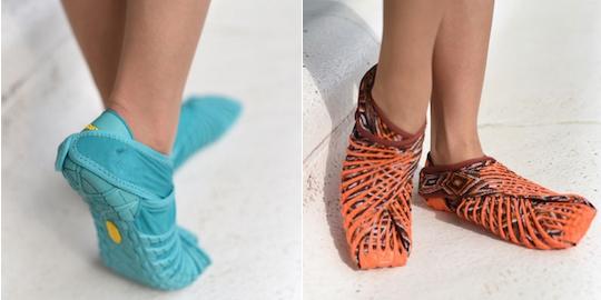 furoshiki shoes