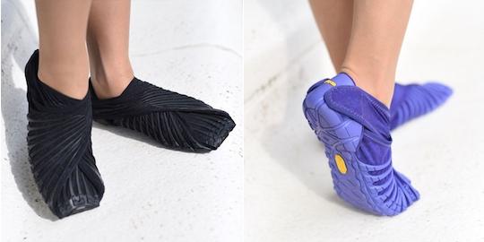 Japanese Wrap Shoes Uk
