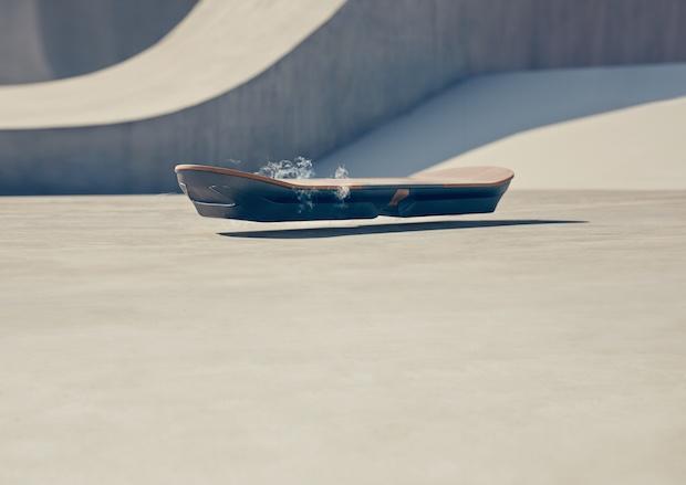 Lexus Hoverboard Slide See It In Action Japan Trends