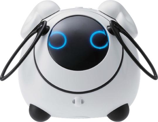 omnibot ohanas robot pet sheep japan