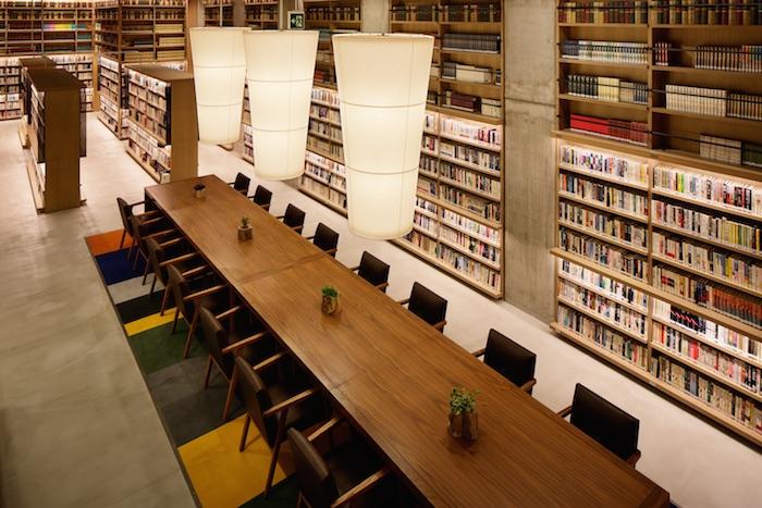 ebina tsutaya library