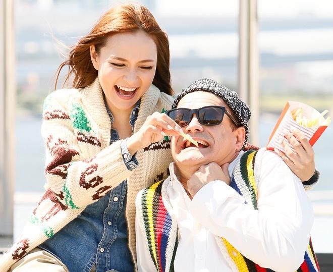 mr babe larger pocchari men fashion lifestyle magazine japanese