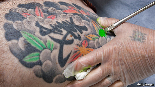 tattoo ban japan body art