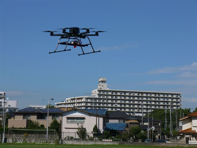 drone japan laws regulation amazon
