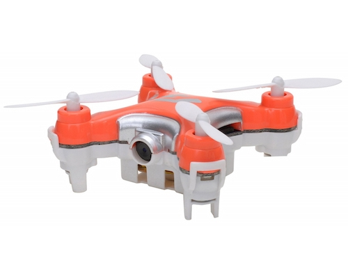 worlds smallest drone toy