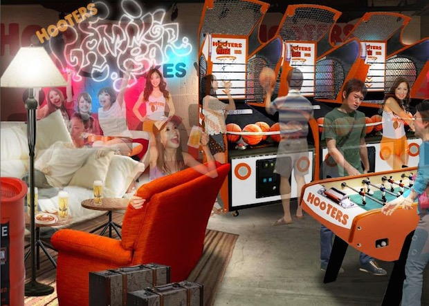 Interactive Sports Bar Gaming Bar Side B Opens In