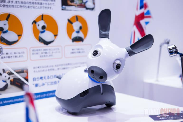 tokyo international robot exhibition 2015 technology irex