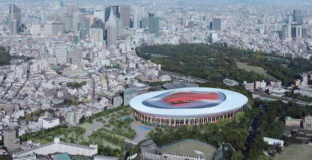 toyo ito new national stadium 2020 olympics tokyo games design winner