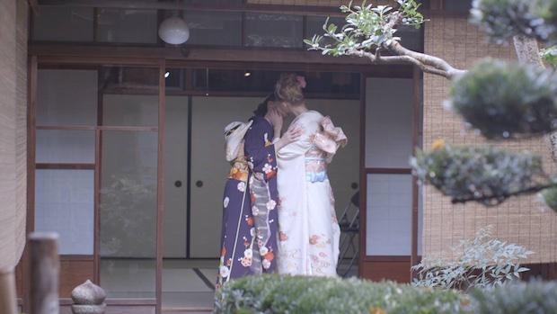 equal wedding same sex couples marriage service japan