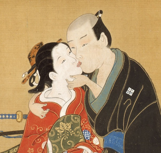 kyoto shunga exhibiton woodblock prints exhibition japanese