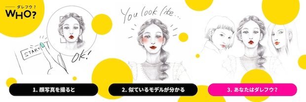 dare who japanese beauty fashion model analysis website