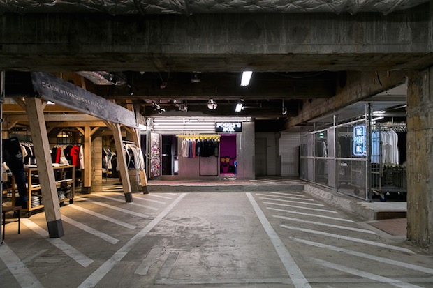 Hiroshi Fujiwara Opens Concept Store In Ginza Underground