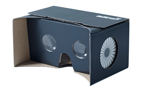 milbox touch virtual reality vr headset viewer japanese