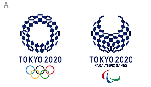 tokyo 2020 olympic games paralympics logo emblem official